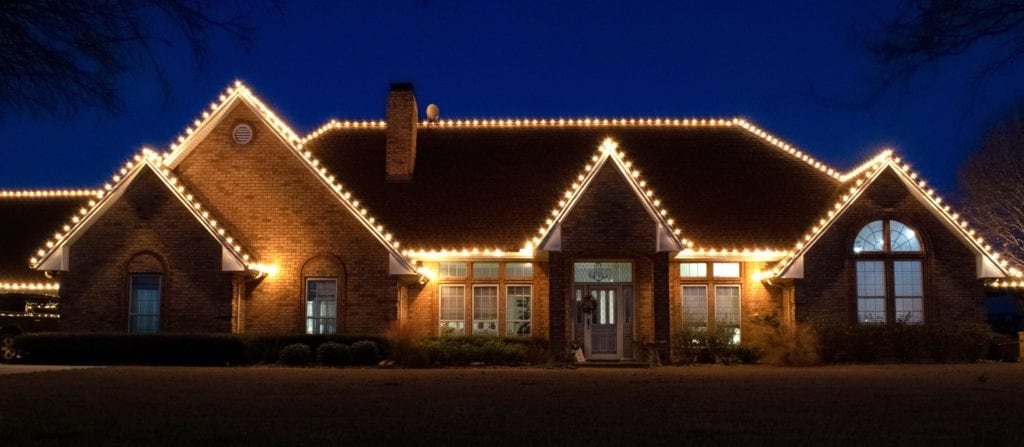 Christmas Lights - House 7