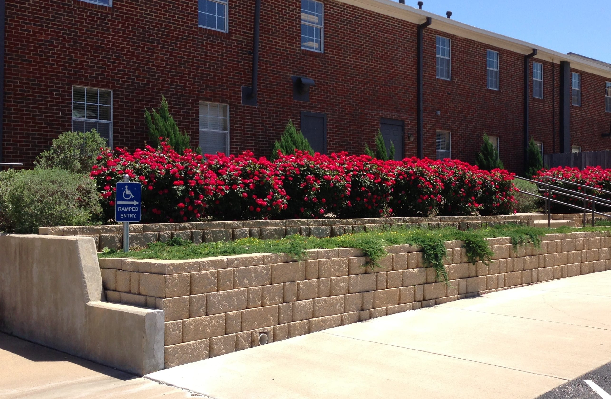 Commercial Landscaping in Corsicana, Texas