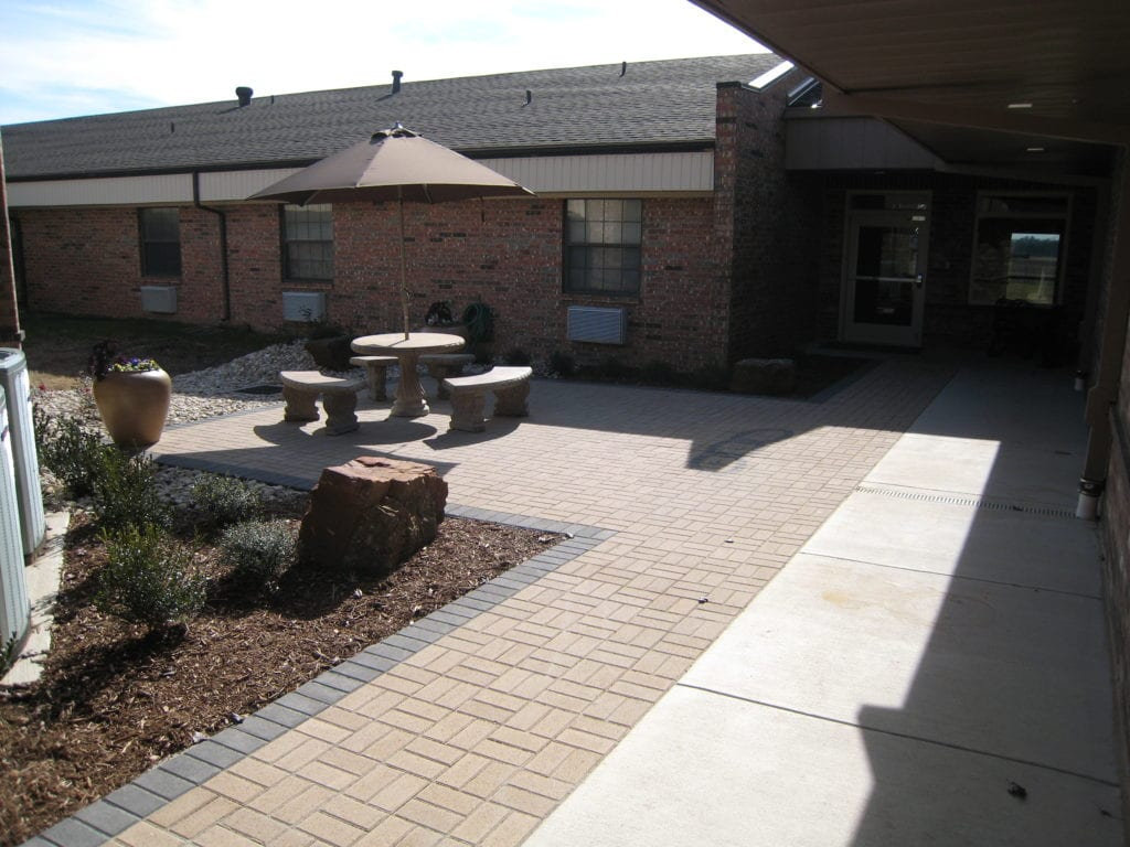 Waxahachie, TX Commercial Landscaping