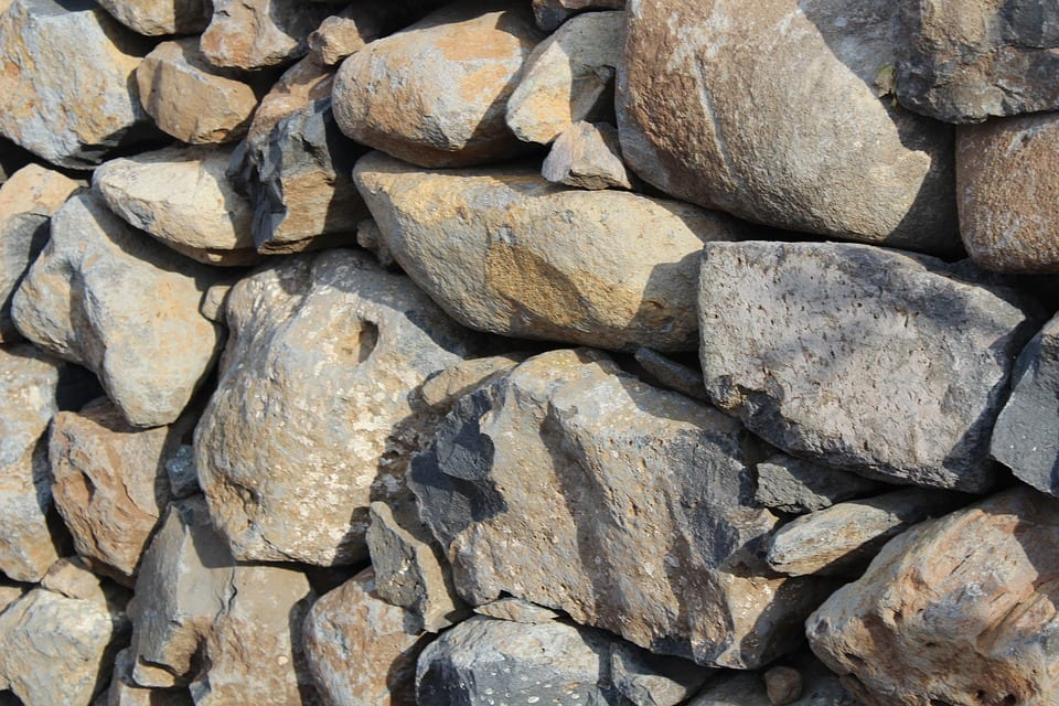 Stone Granite Hard Concert Landscape Rocks