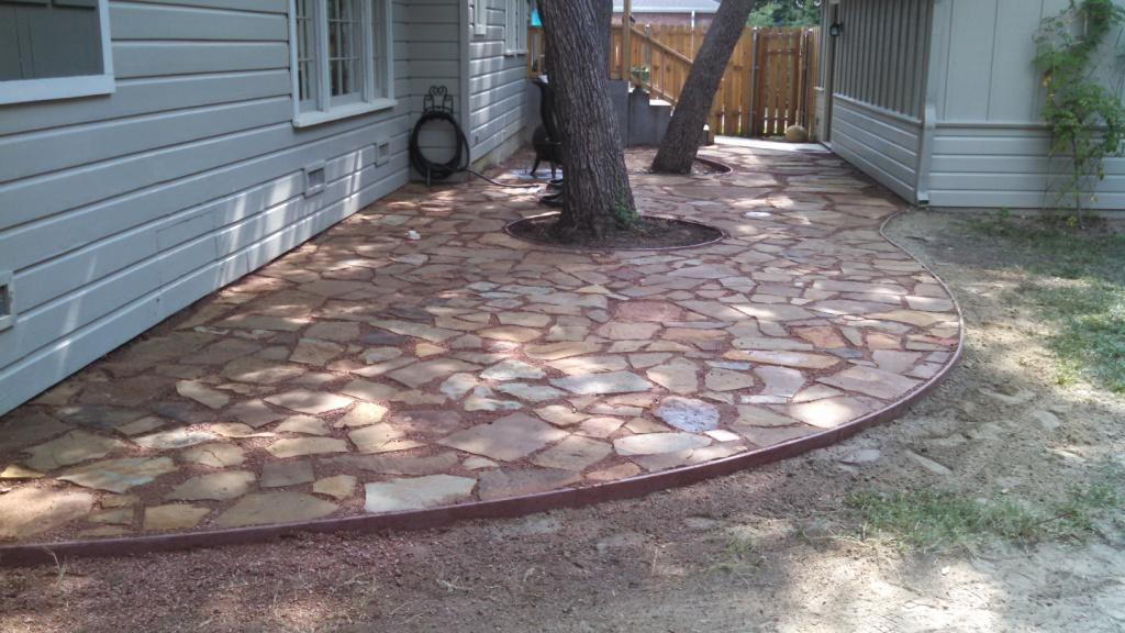 Landscape Company for Ennis, Waxahachie, and Corsicana, Texas