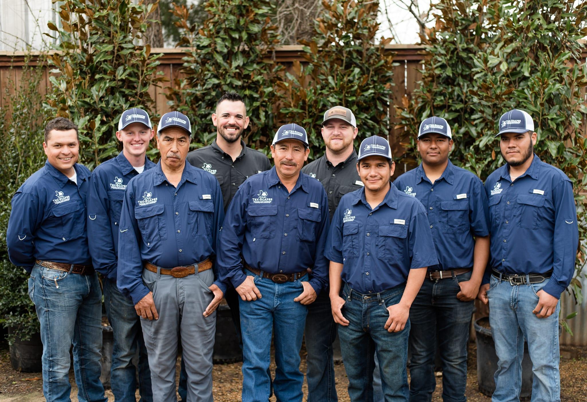 Corsicana, Texas Landscape Installation Services