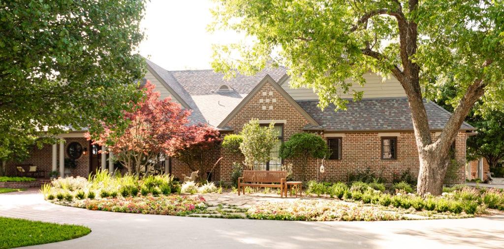 Ennis, Texas Landscape Design